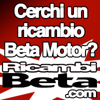 Ricambi Beta